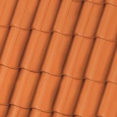 BORNHOLM keraminės čerpės natūrali molio raudonumo | ROBEN
