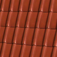MONZAPLUS keraminės čerpės vario raudona angoba | ROBEN