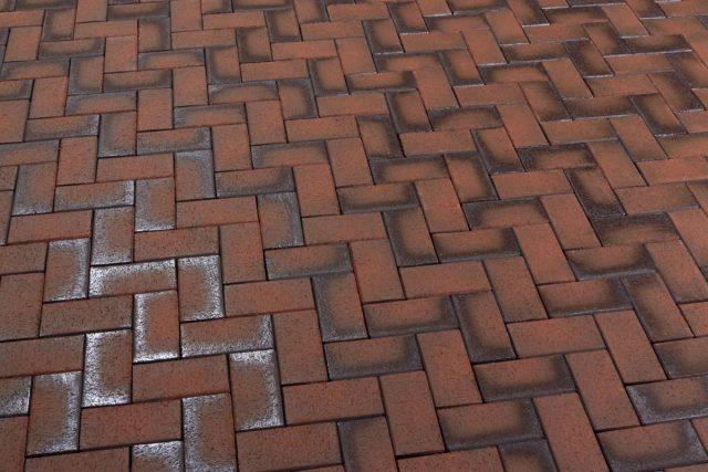 Feldhaus Klinker grindinio trinkeles stogocerpeslt