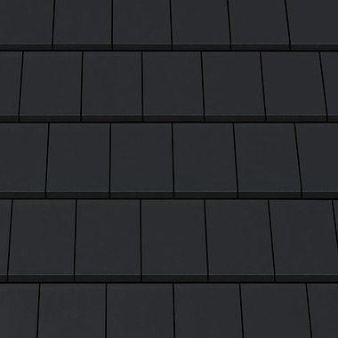 Creaton-domino-juoda-matine-keramine-cerpe-stogocerpes.lt
