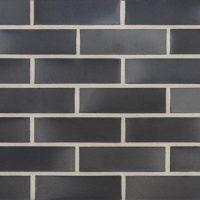 Klinkerio fasadinės plytos pilkos spalvos su metaliniu atspalviu Roben | BRISBANE