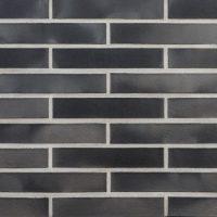 Klinkerio fasadinės plytos pilkos spalvos su metaliniu atspalviu Roben | BRISBANE LDF