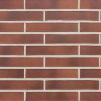 Klinkerio fasadinės plytos tradicinės raudonos spalvos Roben | MELBOURNE XLDF