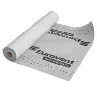 Difuzinės vėjo izolacijos plėvelės Eurovent | WALL PROTECT 3