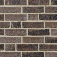 TERCA fasadinės plytos | Cinder Coal WDF