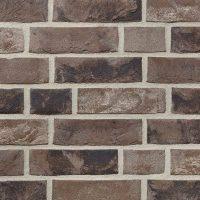TERCA fasadinės plytos | Cinder Coal White WDF