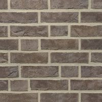 TERCA fasadinės plytos | Cinder Grey WDF