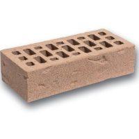 FBM klinkerio plytos | Dažytos plytos Red Ashlar Light Sand