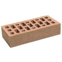 FBM klinkerio plytos | Dažytos plytos Red Mixed Sand1